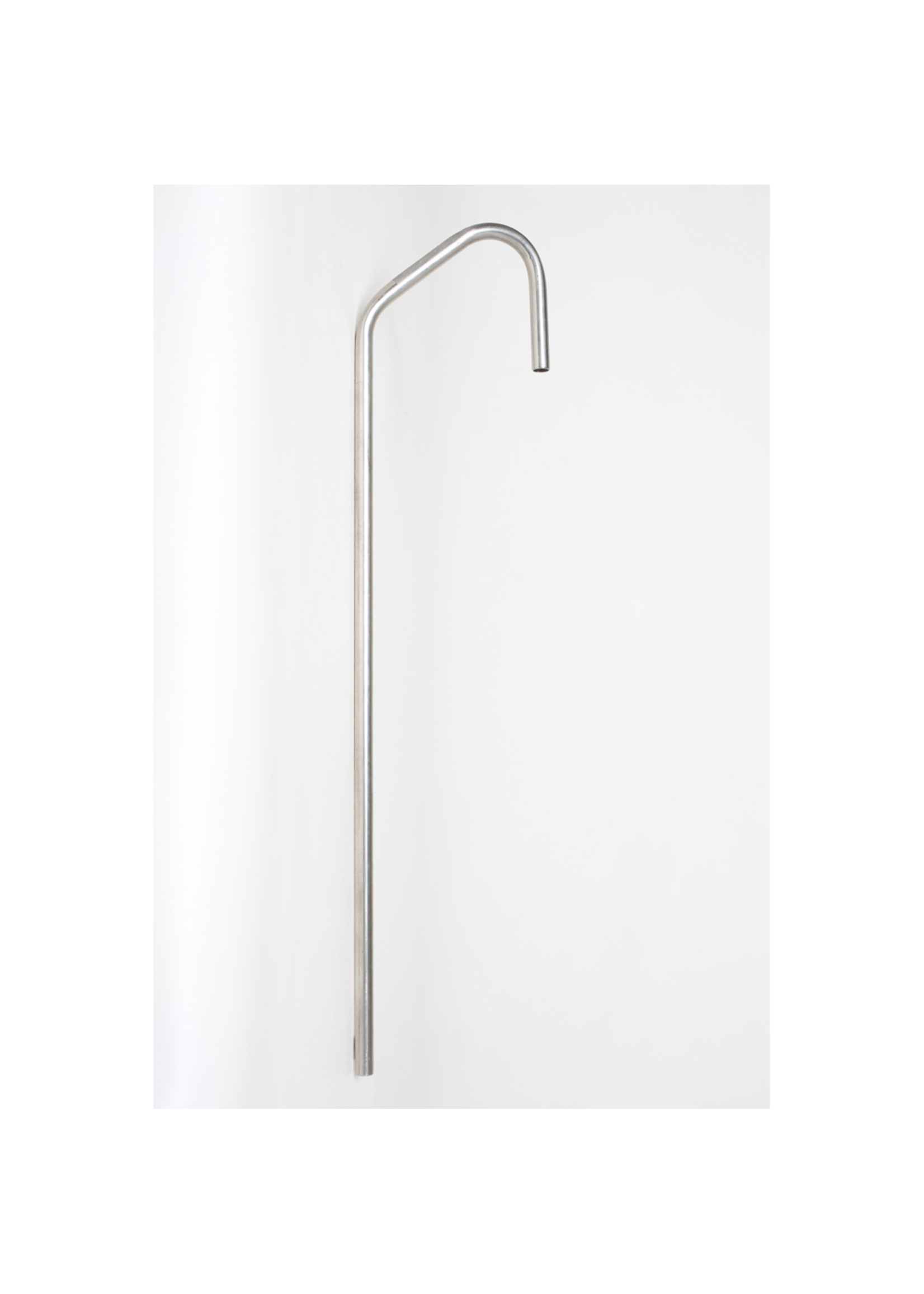"""Fermentation 3/8"""" Stainless Steel Blow-Off Tube for 6.5 Gallon Buckets"""