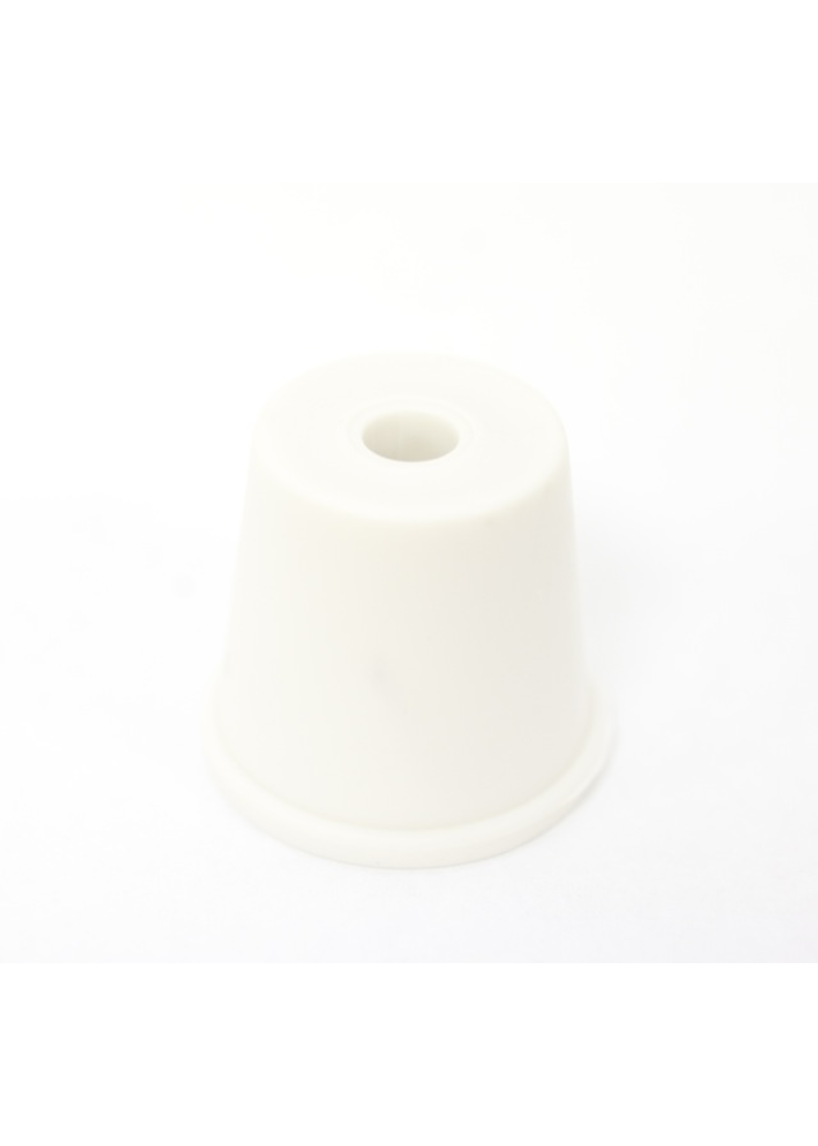 Fermentation Universal Carboy Bung - Drilled (Fits Glass Carboys)