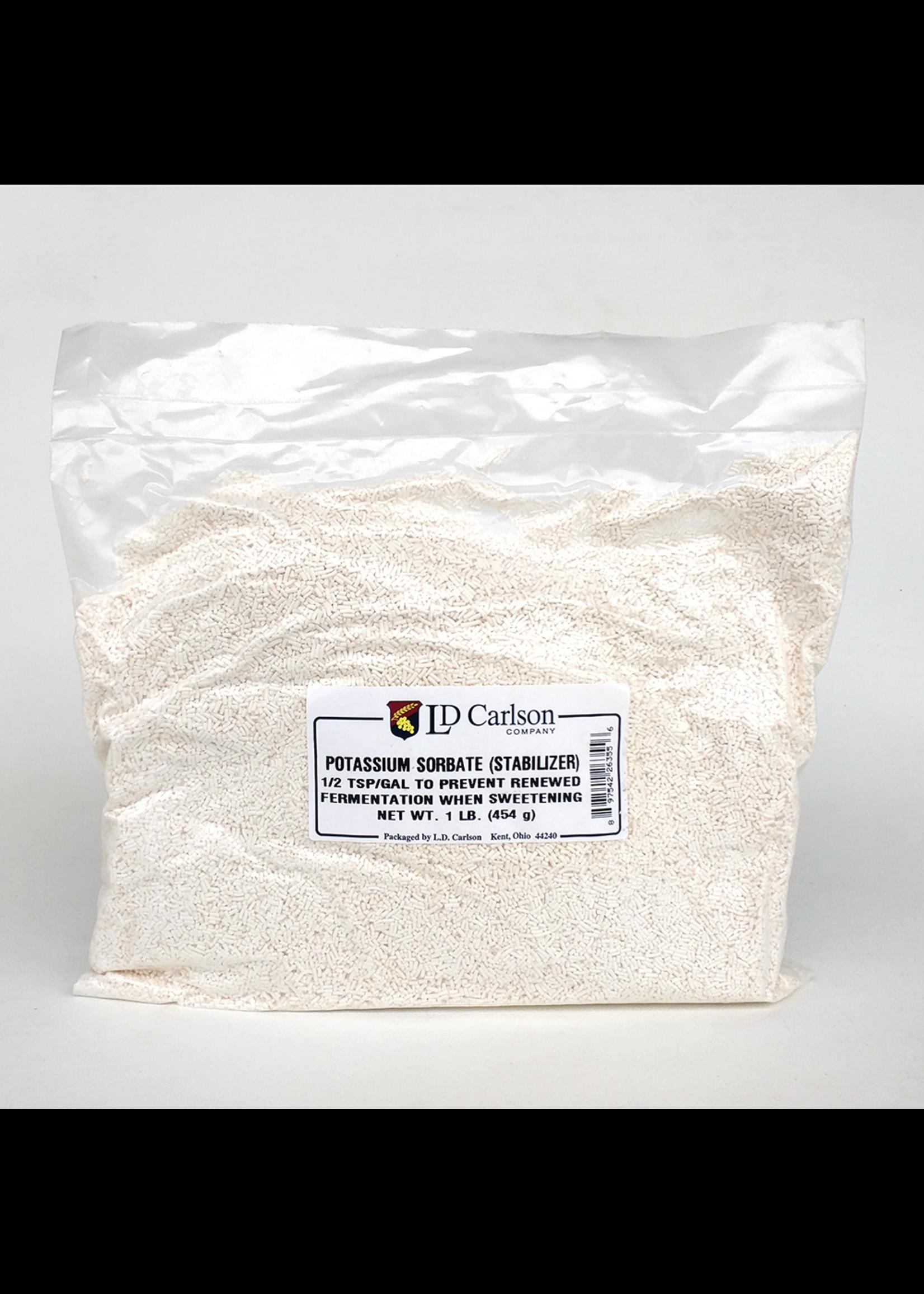 Chemicals Potassium Sorbate - 1 LB (Stabilizer)