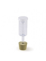 Fermentation Airlock Econo-lock Plastic 3-Piece