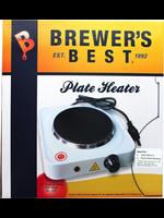 Fermentation Brewer's Best Plate Heater
