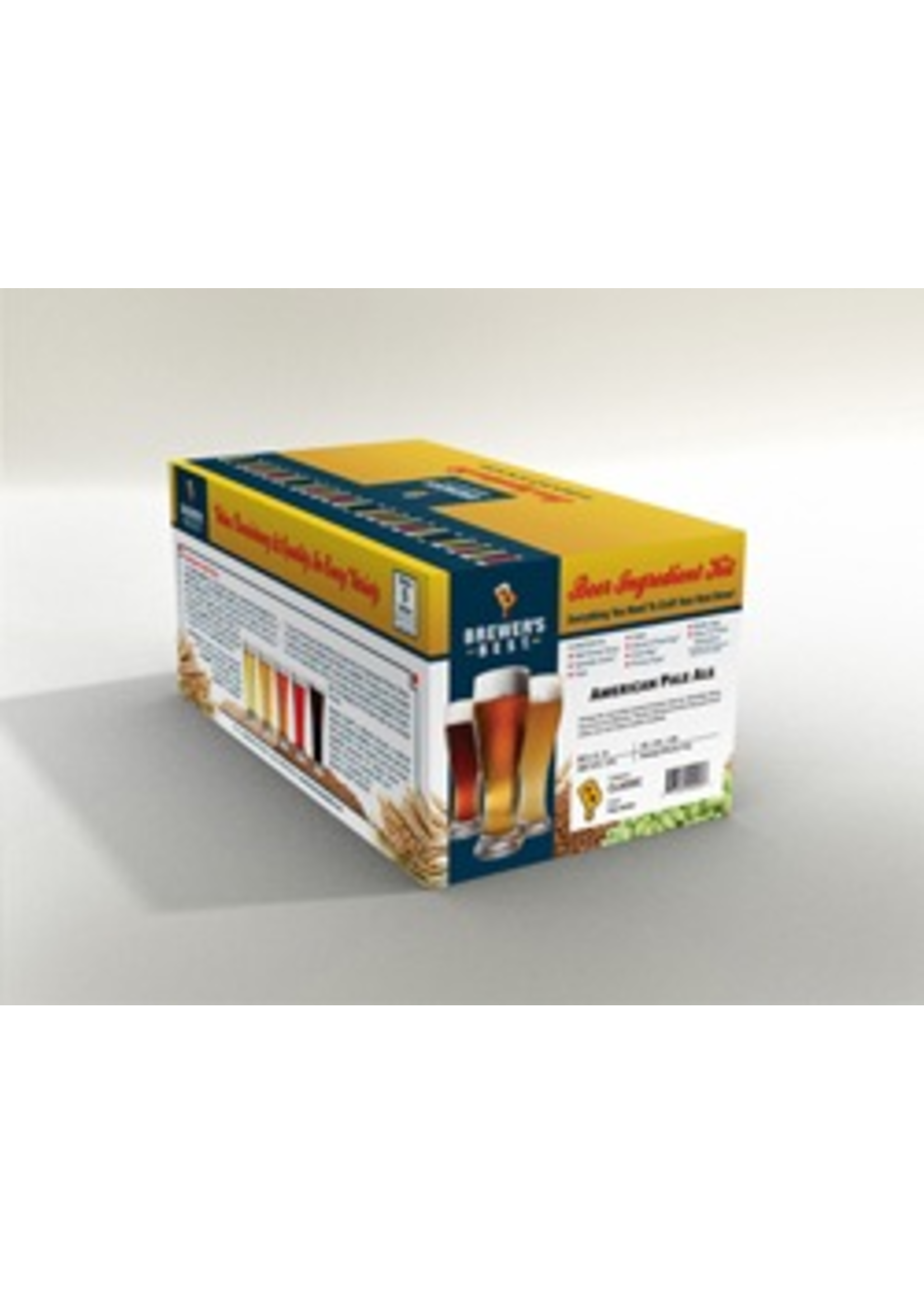 Ingredient Kits Brewer's Best English Brown Ale - 5 Gallon Beer Ingredient Kit