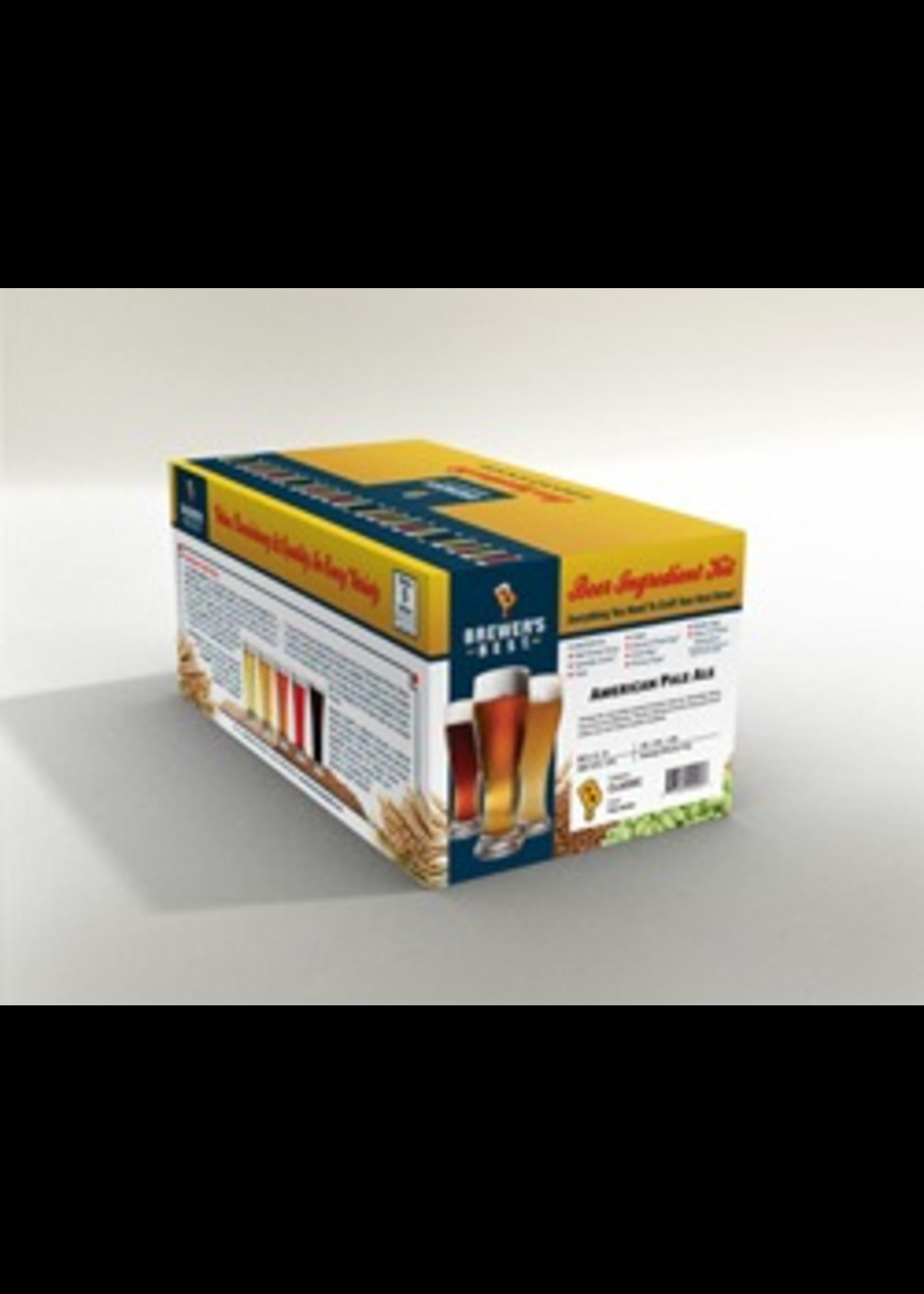 Ingredient Kits Brewer's Best Belgian Saison - 5 Gallon Beer Ingredient Kit