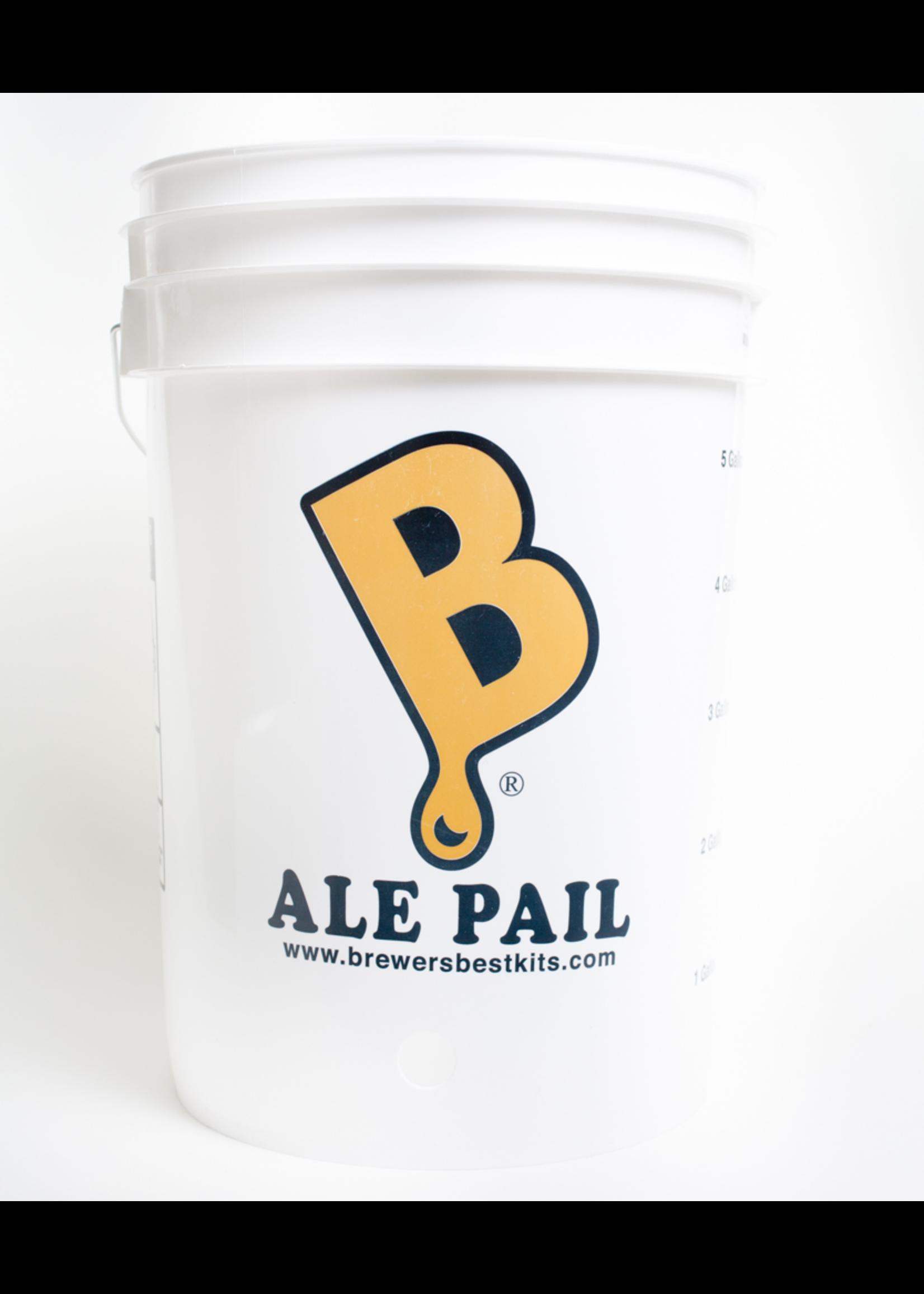 Racking/Bottling Bottling Bucket - 6.5 Gallon Drilled