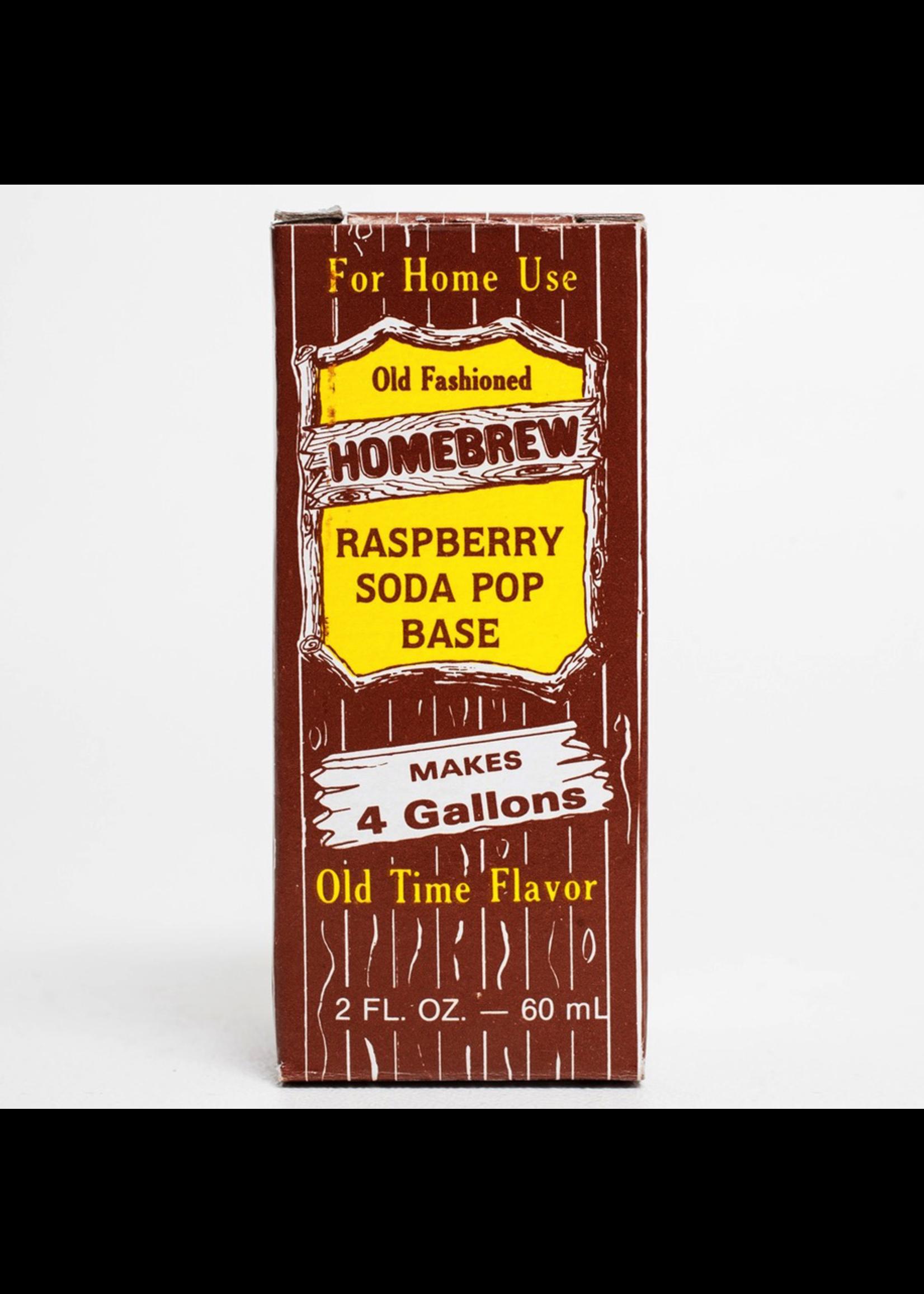 Extracts/Adjuncts Extract, Soda - Raspberry - 2 oz