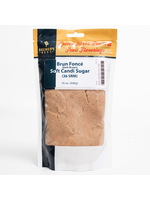 Extracts/Adjuncts Brewer's Best Brun Fonce (Dark Brown) Soft Candi Sugar - 1 lb