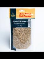 Extracts/Adjuncts Brewer's Best Dried Elderflowers - 2 oz