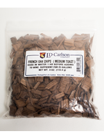 Extracts/Adjuncts French Oak Chips Medium Toast - 4 oz.