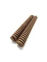 """Extracts/Adjuncts Barrel Mill Oak Spiral - French Oak Heavy Toast 8"""" (2/pk)"""