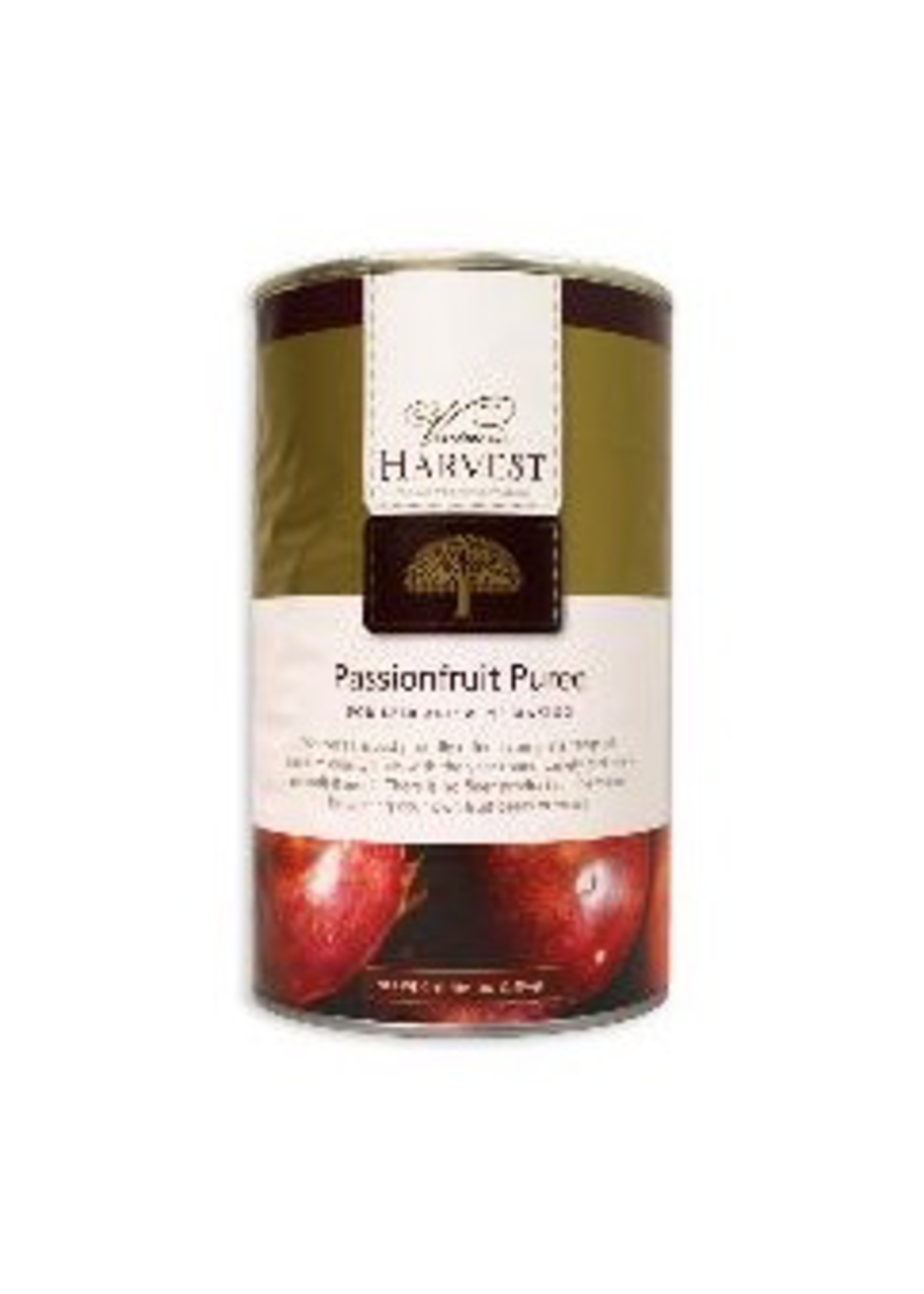 Extracts/Adjuncts Vintner's Harvest Passionfruit Puree - 49 Oz Can