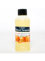 Extracts/Adjuncts Flavoring, Natural - Tangerine - 4 oz