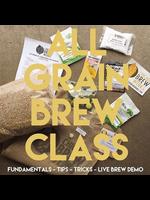 Miscellaneous CBW Class - All Grain Brewing