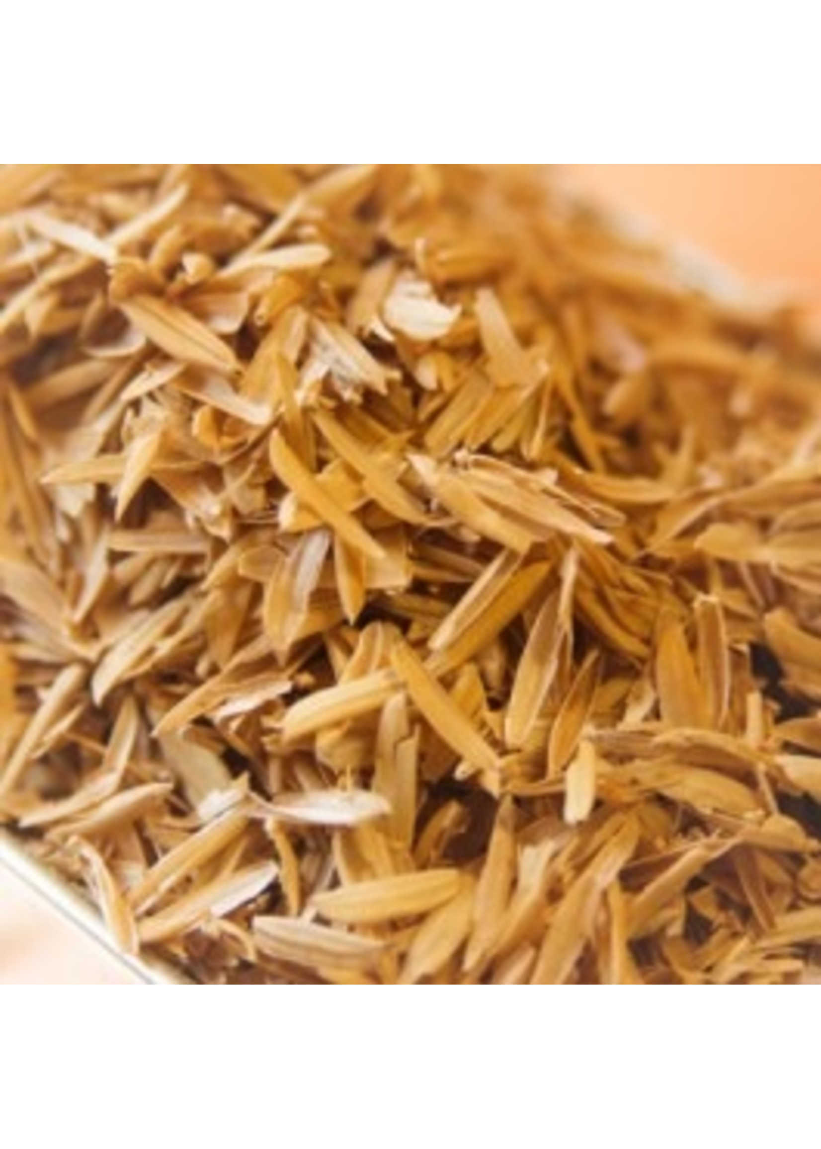Grain Rice Hulls - 1 LB
