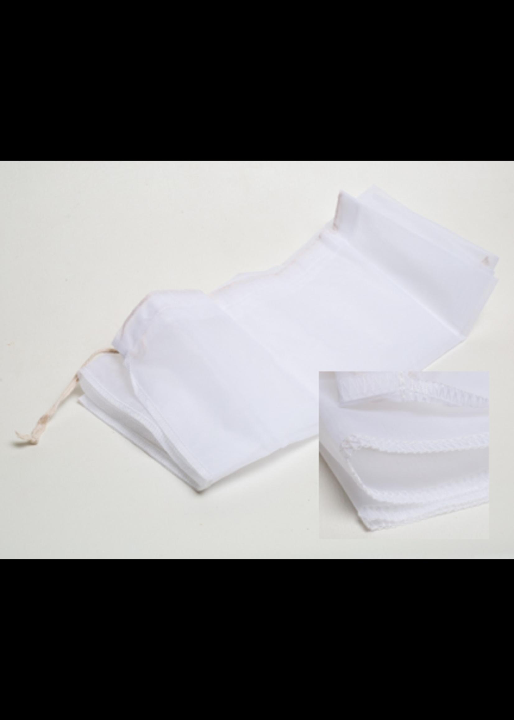 Brewing Straining Bag, Nylon - Hop Bag (1 x 3)