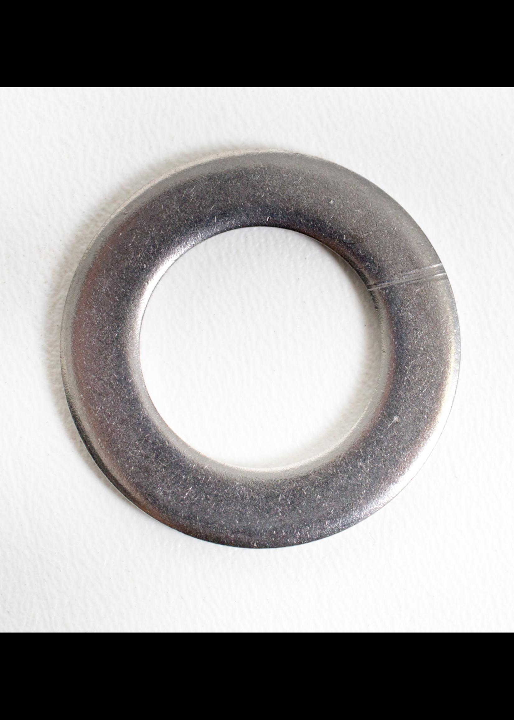 """Fittings Stainless Steel 304 Washer - 7/8"""" Inner Diameter - #D16"""