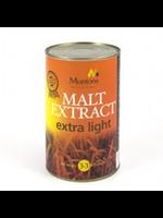 Extracts/Adjuncts Muntons Plain Extra Light Liquid Malt Extract (LME) - 3.3 LB