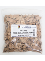 Extracts/Adjuncts Light Toast Oak Chips - 4oz