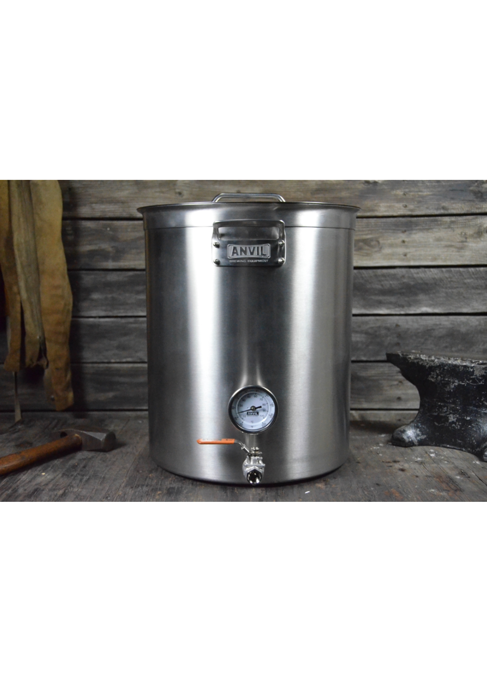 Brewing Anvil Brew Kettle 20 Gallons