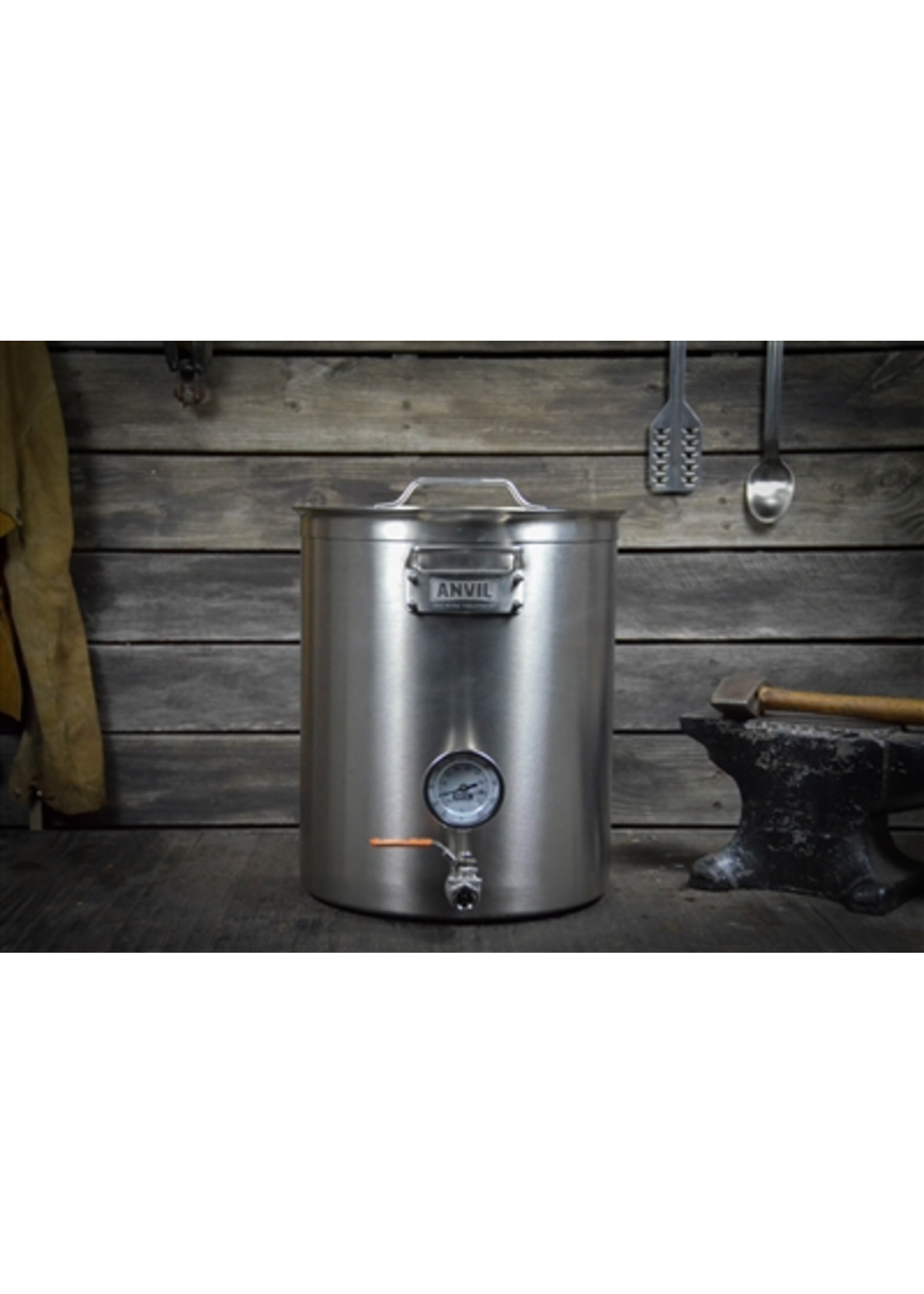 Brewing Anvil Brew Kettle 10 Gallons