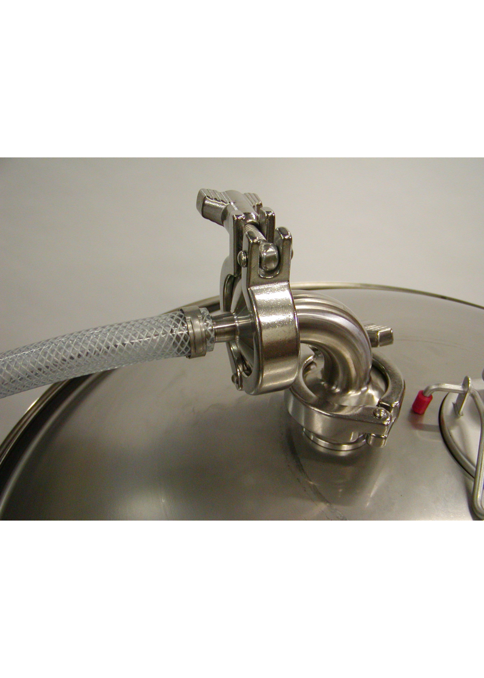 Blichmann Blichmann Fermenator - Tri-clamp Blow Off Assembly (Fits All Conicals)