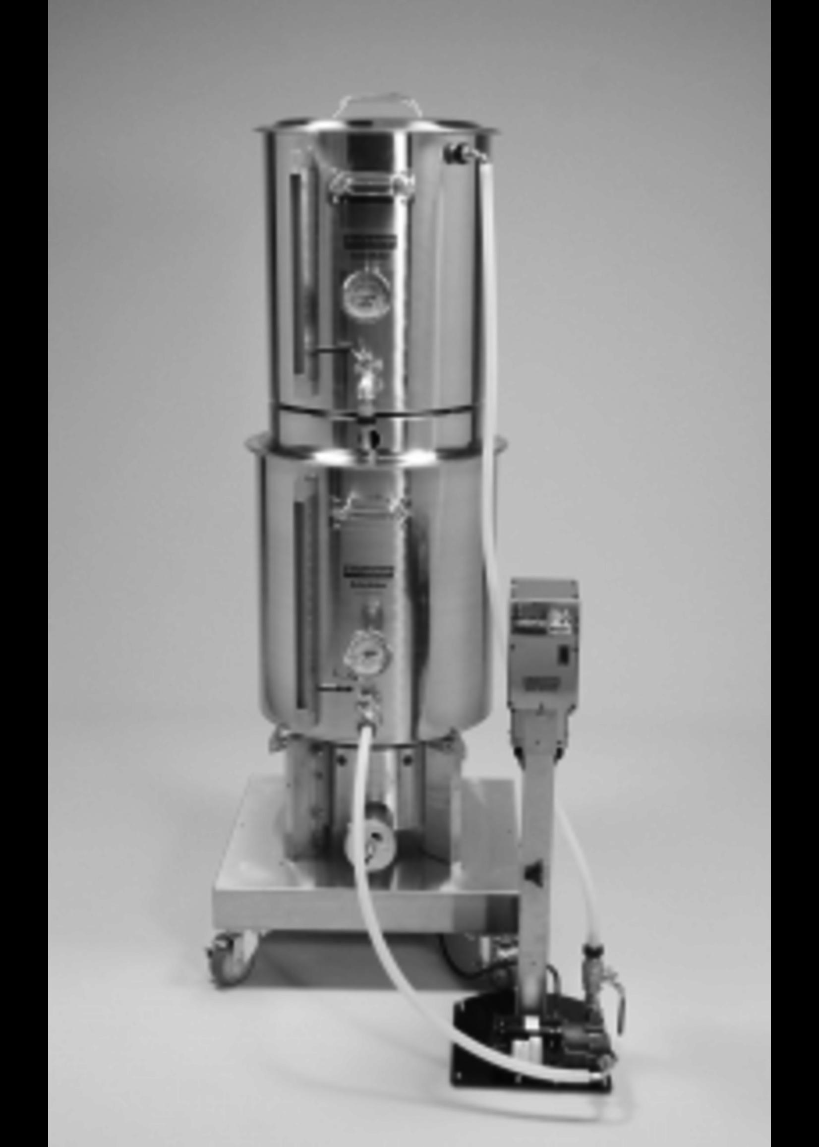 Blichmann Blichmann BrewEasy - Turnkey Kit - Gas LTE VERSION - 20 Gallon G2