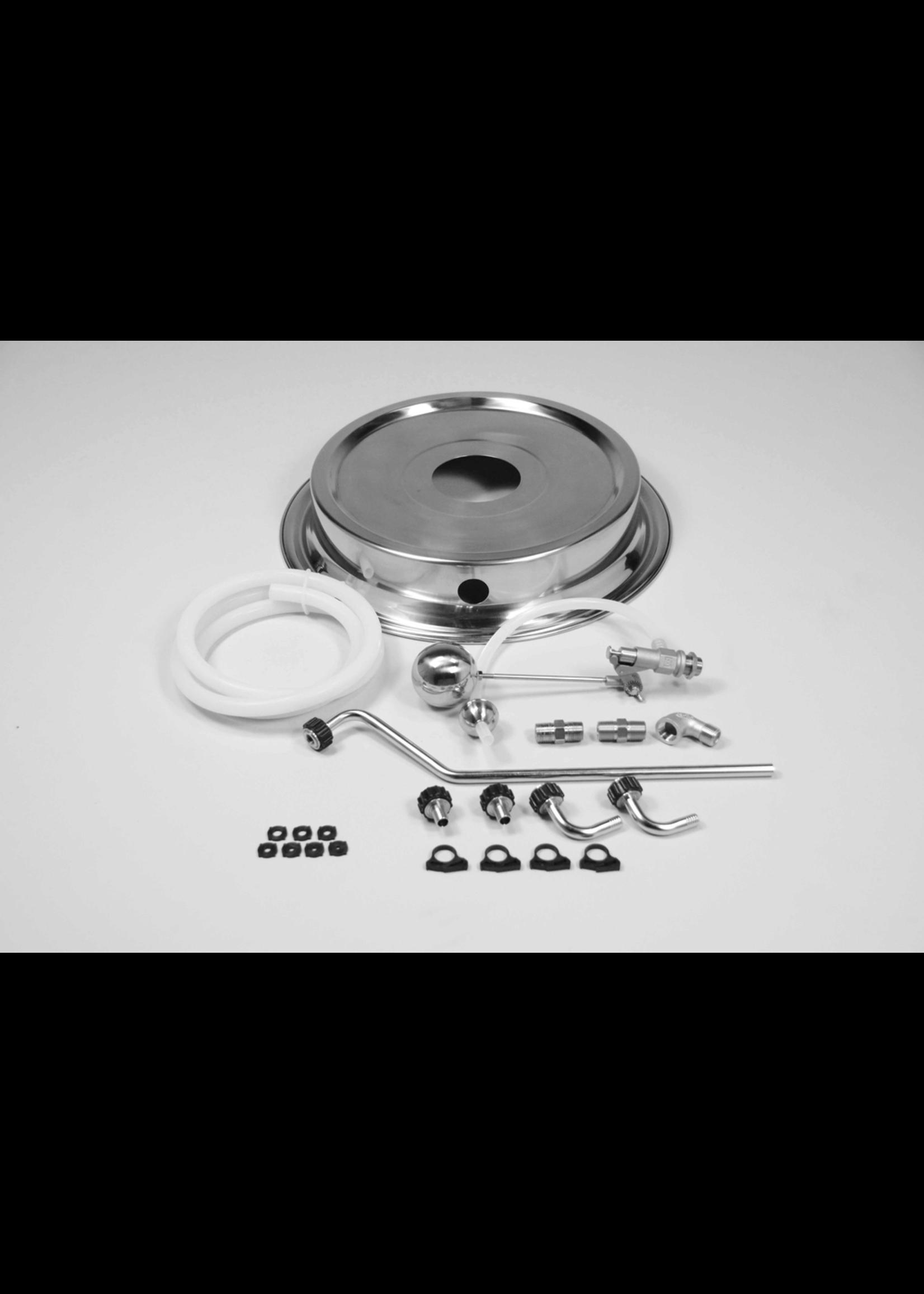 Blichmann Blichmann BrewEasy - Adapter Lid Kit - 10 gallon (G1)