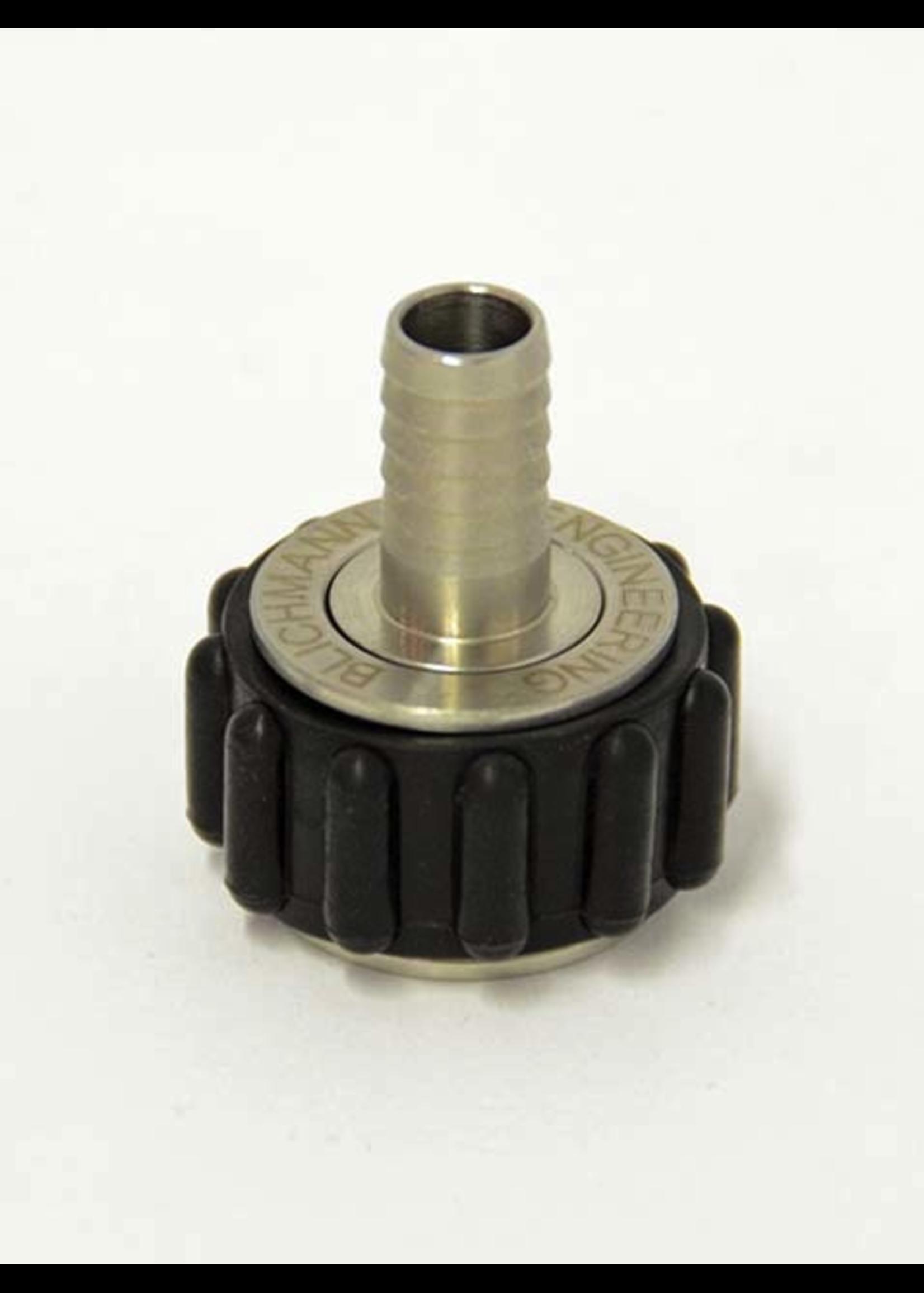 """Blichmann Blichmann QuickConnector - 1/2"""" FPT x 3/8"""" Barb"""