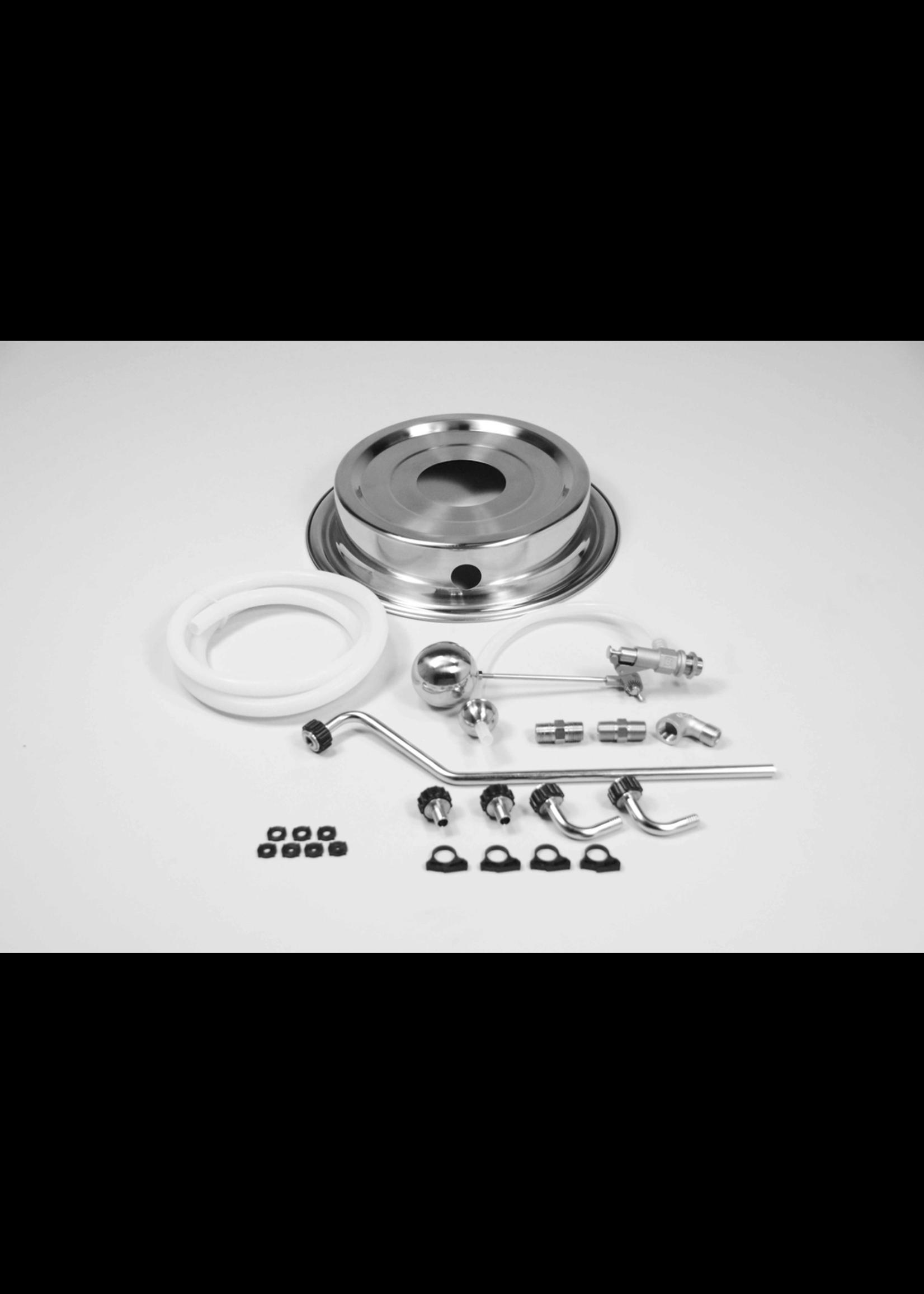 Blichmann Blichmann BrewEasy - Adapter Lid Kit - 5 gallon (G1)