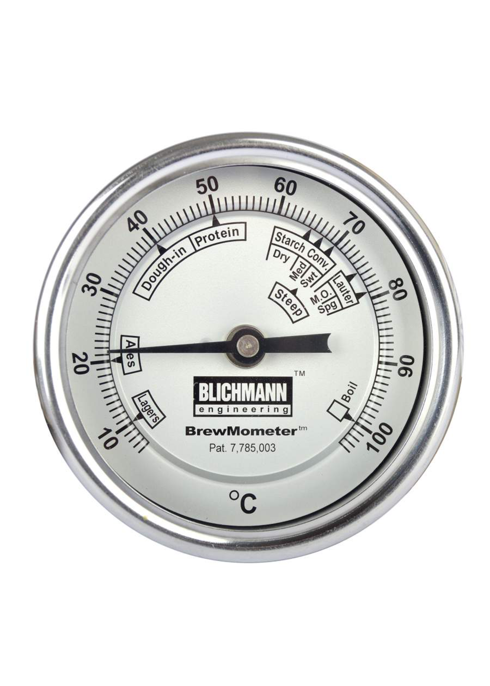"Blichmann Blichmann BrewMometer - Fixed Angle 1/2"" NPT (Celsius)"