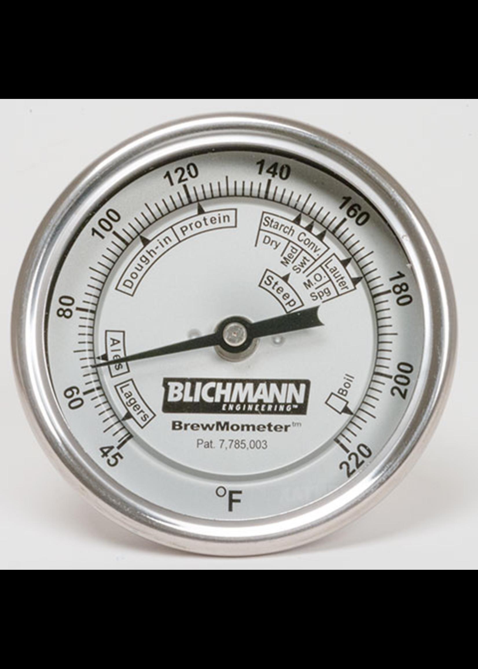 "Blichmann Blichmann BrewMometer - Fixed Angle 1/2"" NPT (Fahrenheit)"