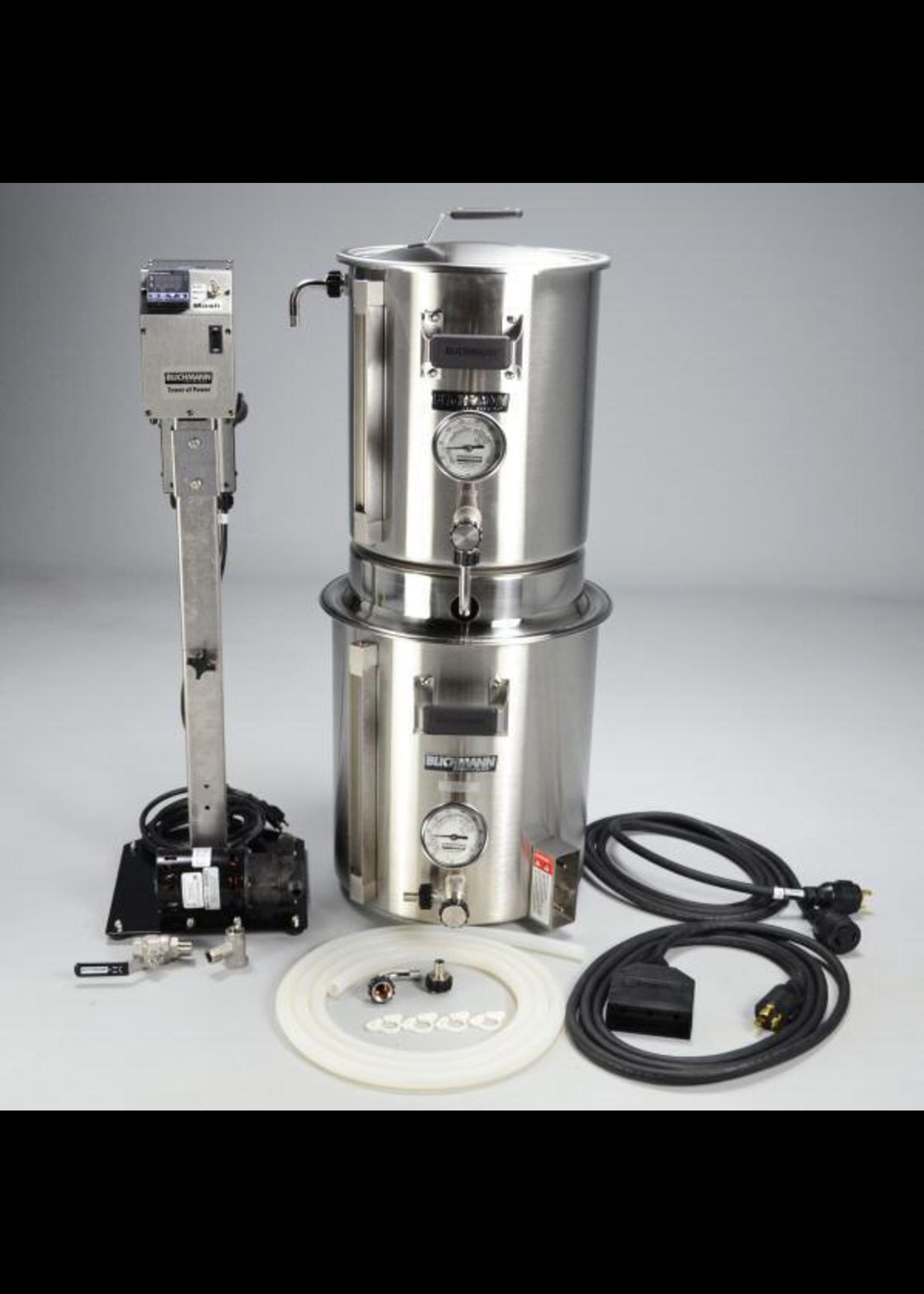 Blichmann Blichmann BrewEasy - Turnkey Kit - 240V FULL VERSION - 5 Gallon G2