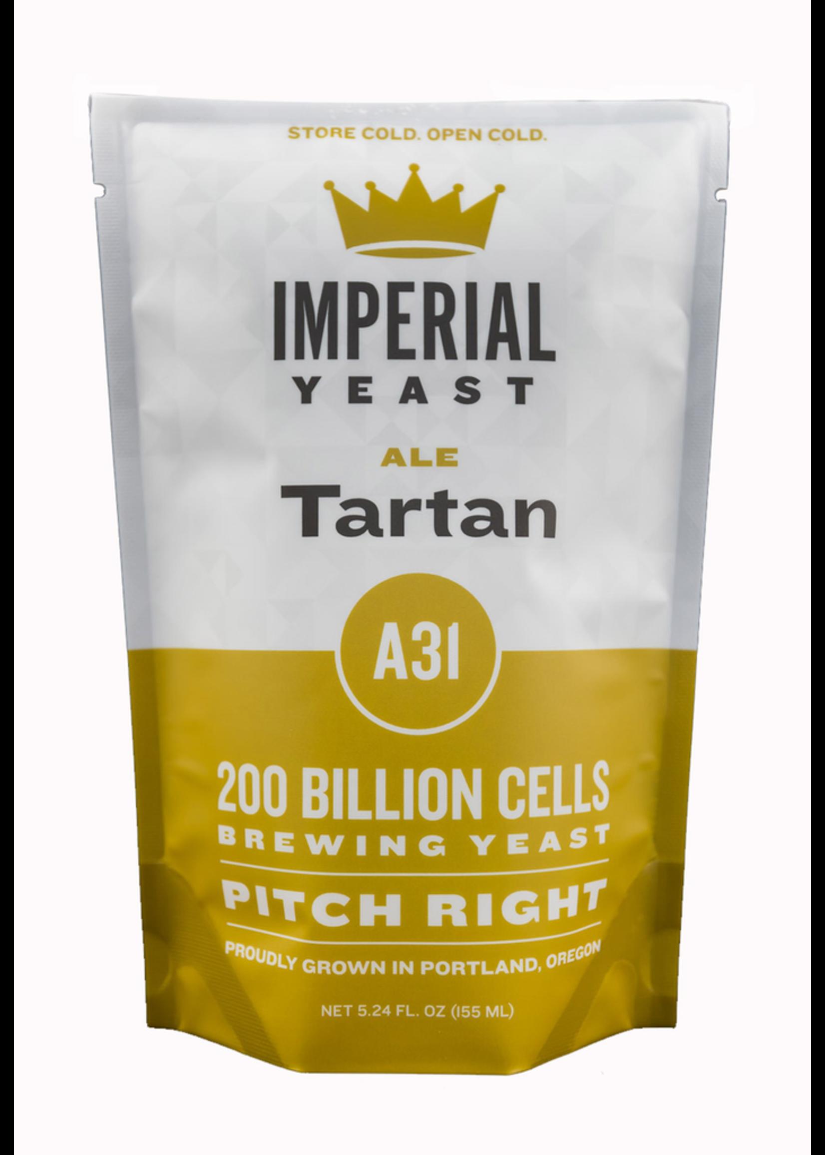 Yeast Imperial Organic Yeast A31 - Tartan