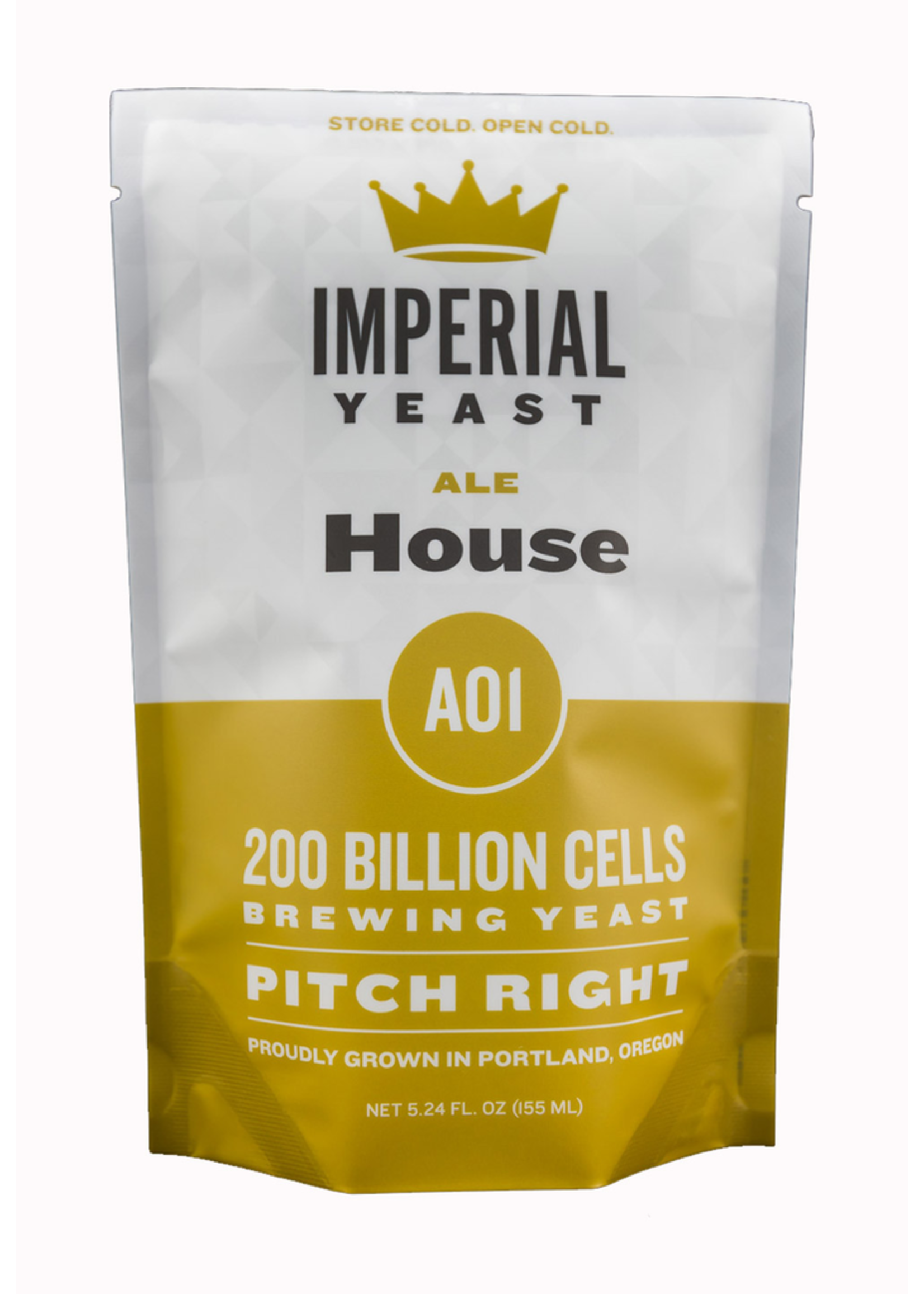 Yeast Imperial Organic Yeast A01 - House