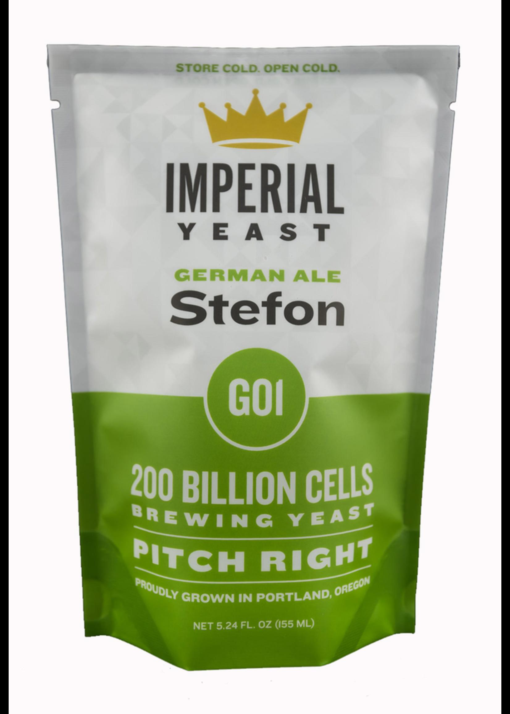 Yeast Imperial Organic Yeast G01 - Stefon
