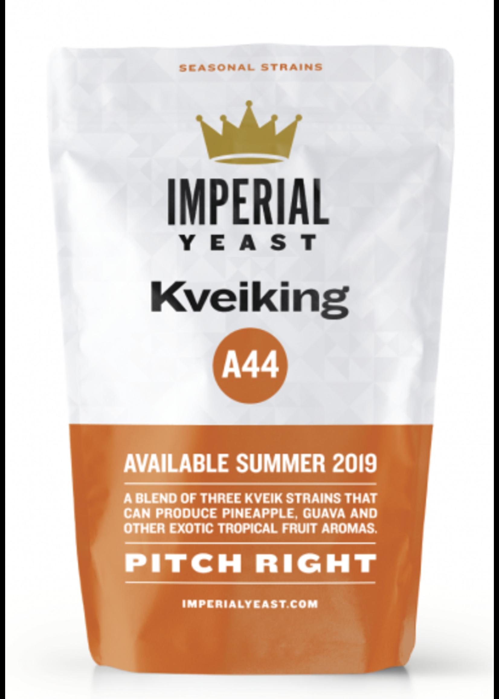 Yeast Imperial Organic Yeast A44 - Kveiking