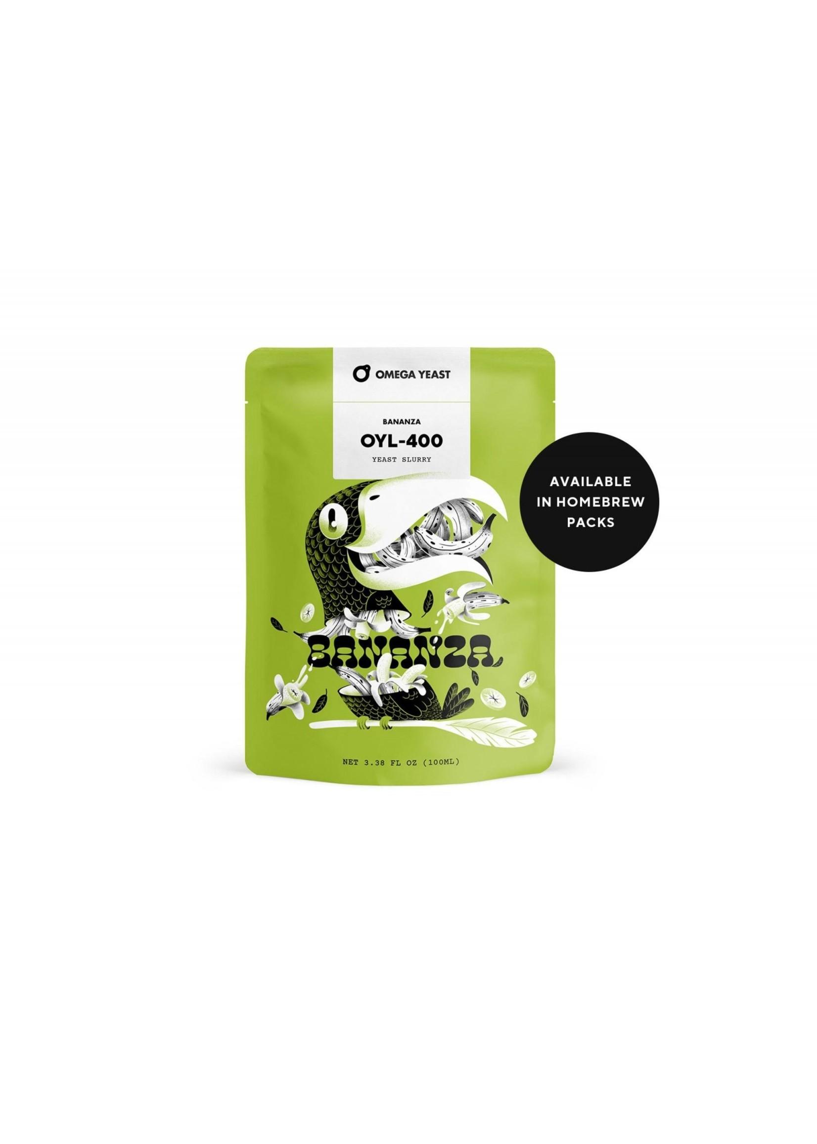 Yeast Omega Yeast Labs - OYL400- Bananza Ale