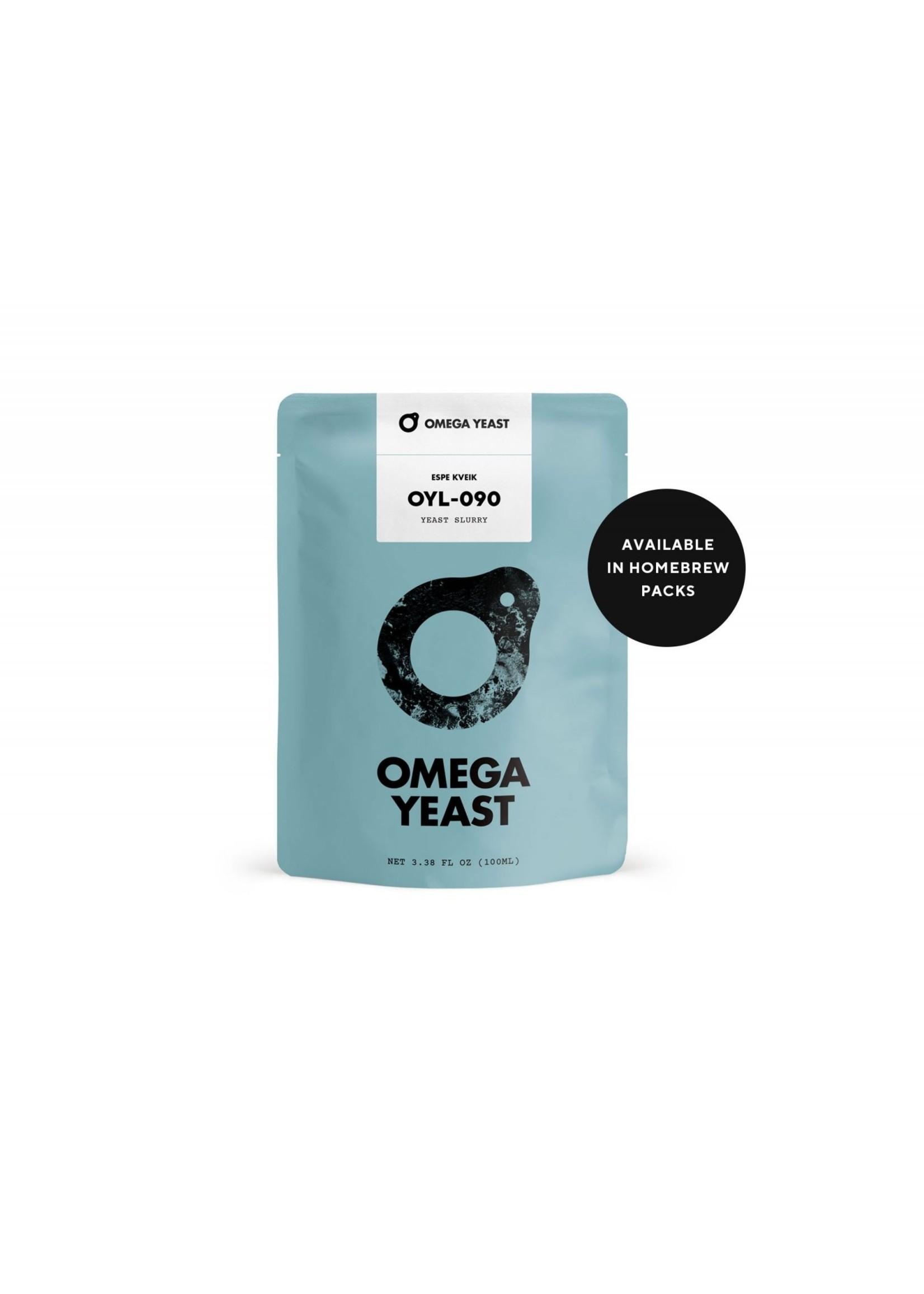 Yeast Omega Yeast Labs - OYL090 - Espe Kveik