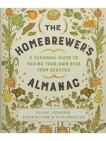 Books The Homebrewers Almanac - A Seasonal Guide to Making Your Own Beer From Scratch