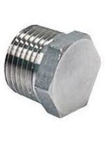 "Fittings 1/2"" NPT Stainless Steel Hex Plug for Kettles"