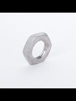 "Fittings Stainless Steel Hex Nut - 1/2"" NPT - #D11"
