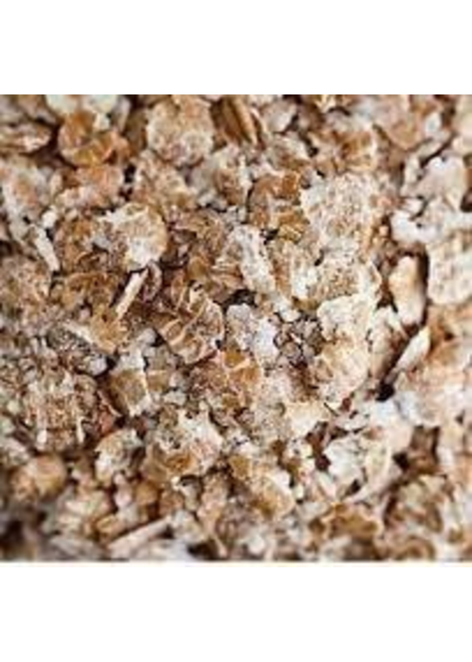 Grain Flaked White Wheat - 1 LB