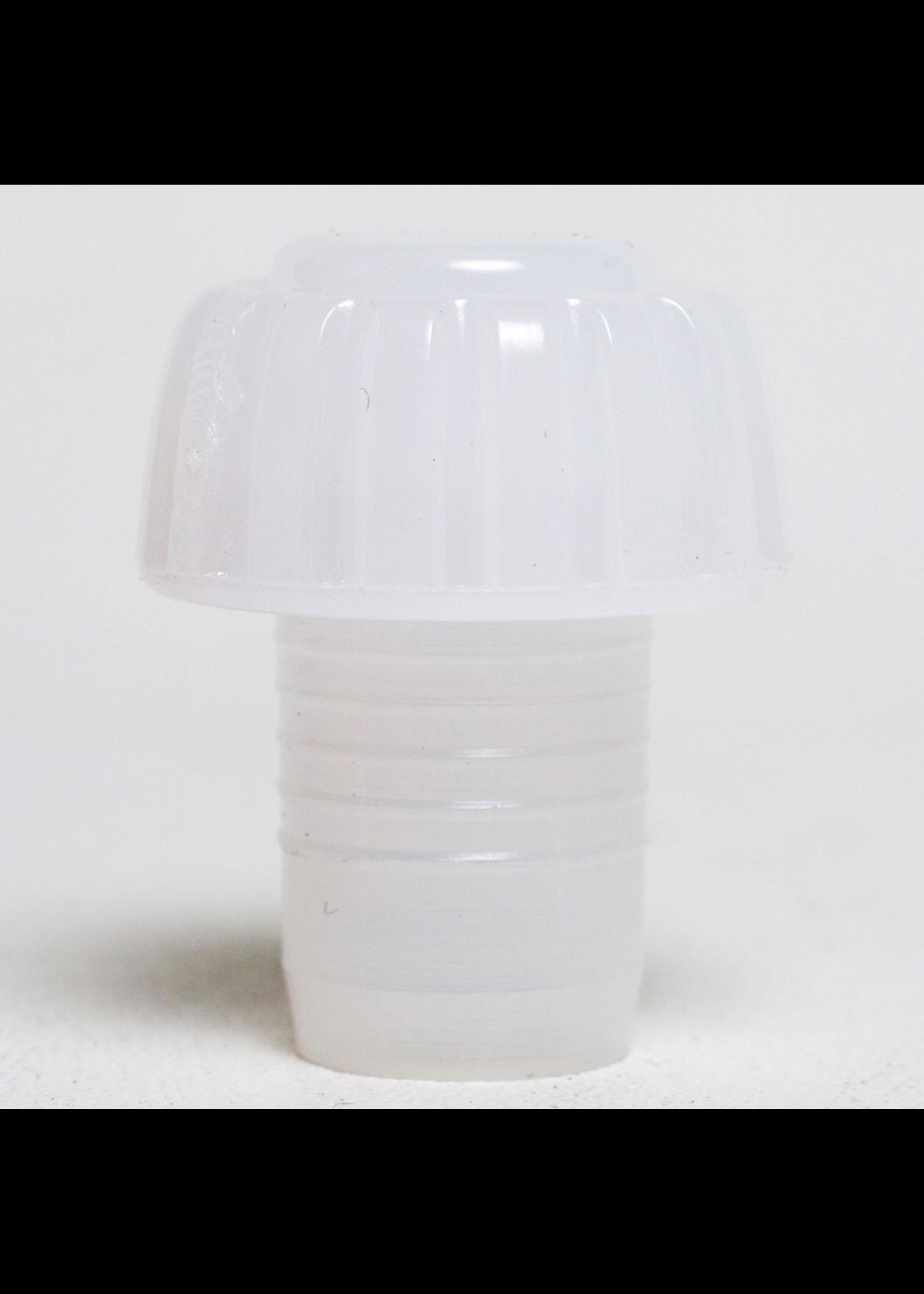 Racking/Bottling Champagne Stoppers - Plastic (100/bag)