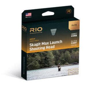 Rio Elite Max Skagit Launch