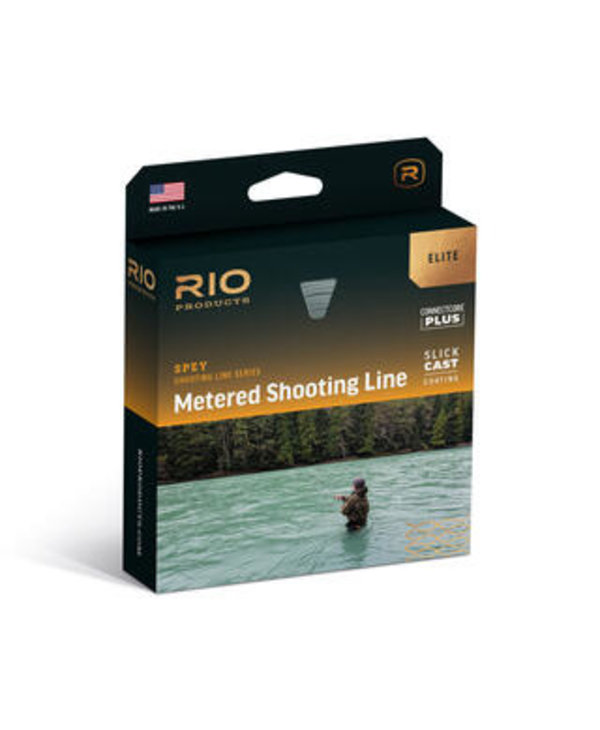 RIO METERED SHOOTING LINE