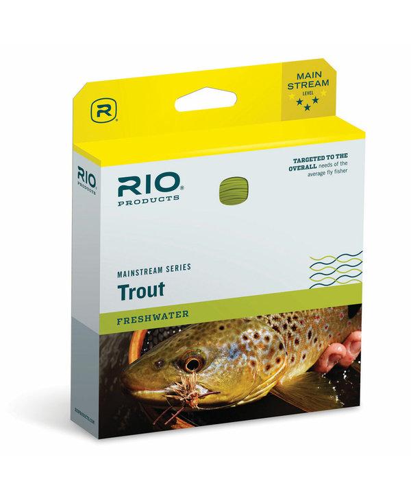 Rio Mainstream Trout WF Lines