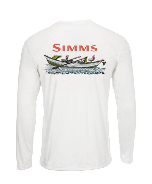 Simms Solar Tech Tee