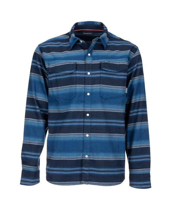 Simms Gallatin Flannel Shirts
