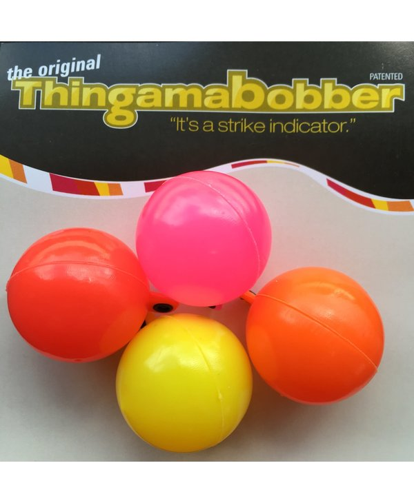 Large  Thingamabobbers Multicolored Four Pack