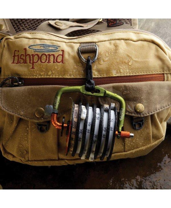 Headgate Tippet Holder - Lichen
