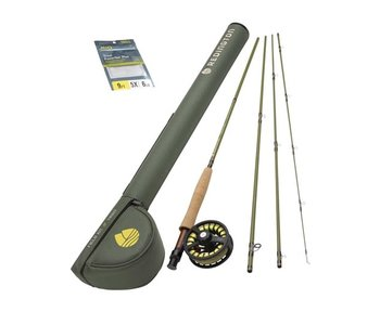 Redington Field Kit Rod Reel Combo 9' 5WT
